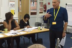 EAL in the Mainstream Classroom Pilot Project starts in Swindon.
